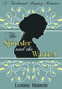 The Spinster and the Wastrel Cover